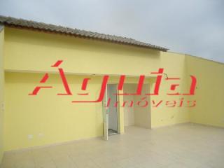 Cobertura de 2 dormitórios em Parque Jaçatuba, Santo André - SP