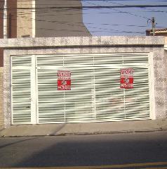 Casa de 4 dormitórios à venda em Bangu, Santo André - SP
