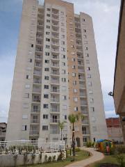 Apartamento residencial à venda, Parque Novo Oratório, Santo André - AP0226.