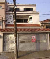 Sobrado Residencial à venda, Parque Central, Santo André - SO0032.