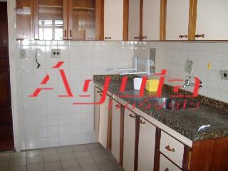 Apartamento de 3 dormitórios em Vila São Pedro, Santo André - SP