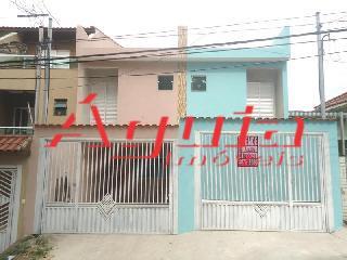 Sobrado de 4 dormitórios à venda em Vila Curuçá, Santo André - SP