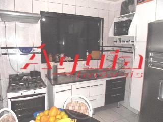 Casa de 2 dormitórios à venda em Jardim Miranda D Aviz, Mauá - SP