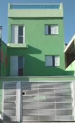 Cobertura de 2 dormitórios à venda em Parque Marajoara, Santo André - SP