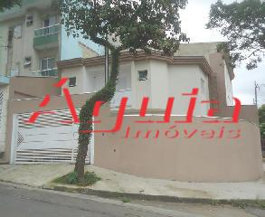 Sobrado de 2 dormitórios à venda em Jardim Ana Maria, Santo André - SP