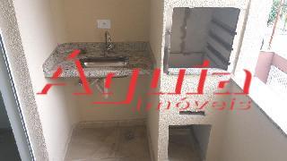 apartamento novo / bairro paraiso - próx. hospital mario covas - 2 dormitorios, suite, sala (grande...