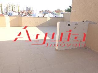Cobertura de 3 dormitórios à venda em Parque Oratório, Santo André - SP
