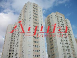 Apartamento Residencial à venda, Parque Erasmo Assunção, Santo André - AP0150.
