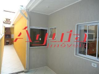 Casa de 2 dormitórios à venda em Jardim Ana Maria, Santo André - SP