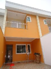 Sobrado de 2 dormitórios à venda em Jardim Santo Alberto, Santo André - SP