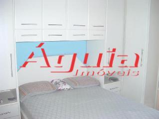 Sobrado de 2 dormitórios em Vila João Ramalho, Santo André - SP