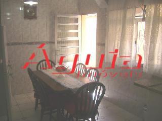 Casa de 2 dormitórios à venda em Jardim Santo Alberto, Santo André - SP