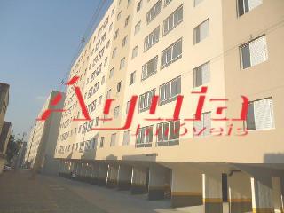 Apartamento Residencial à venda, Jardim Utinga, Santo André - AP0580.