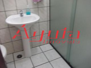 Sobrado de 2 dormitórios em Parque Novo Oratório, Santo André - SP