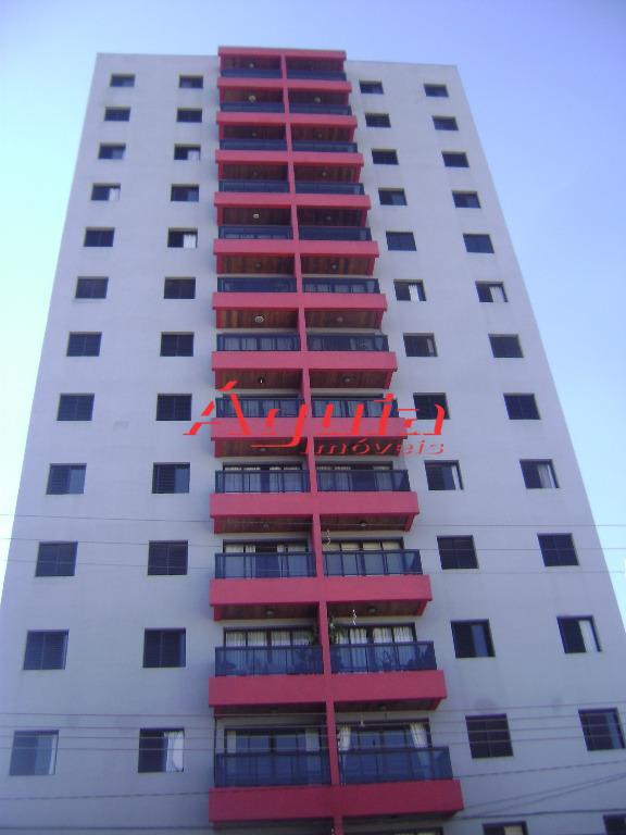 Apartamento Residencial à venda, Vila Curuçá, Santo André - AP0434.