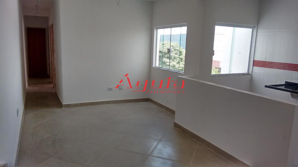 Cobertura de 3 dormitórios em Utinga, Santo André - SP