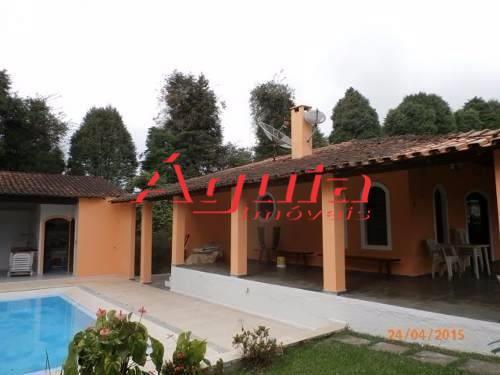 Casa residencial à venda, Ipelândia, Suzano - CA0218.