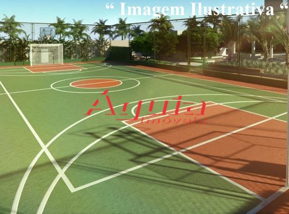 Apartamento de 4 dormitórios em Vila Homero Thon, Santo André - SP