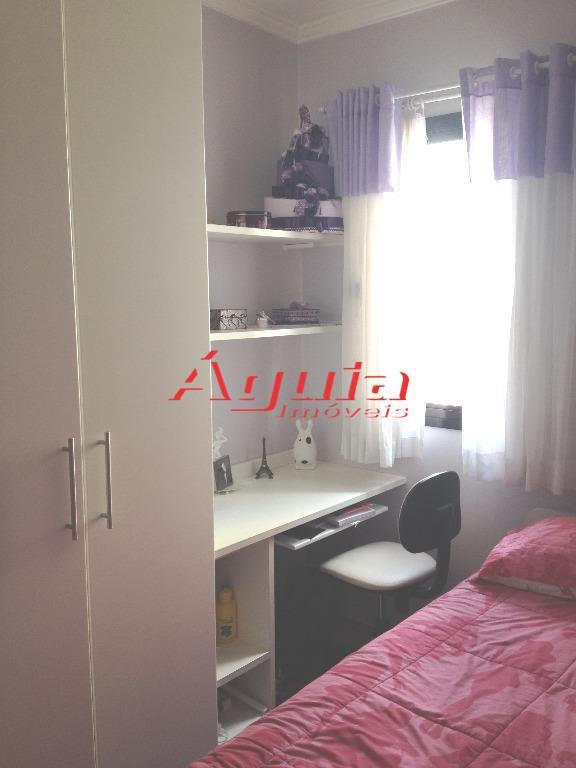Apartamento de 3 dormitórios à venda em Vila Apiaí, Santo André - SP
