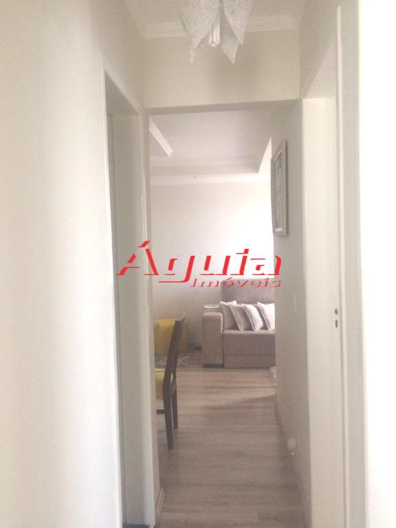 Apartamento de 3 dormitórios em Parque Erasmo Assunção, Santo André - SP
