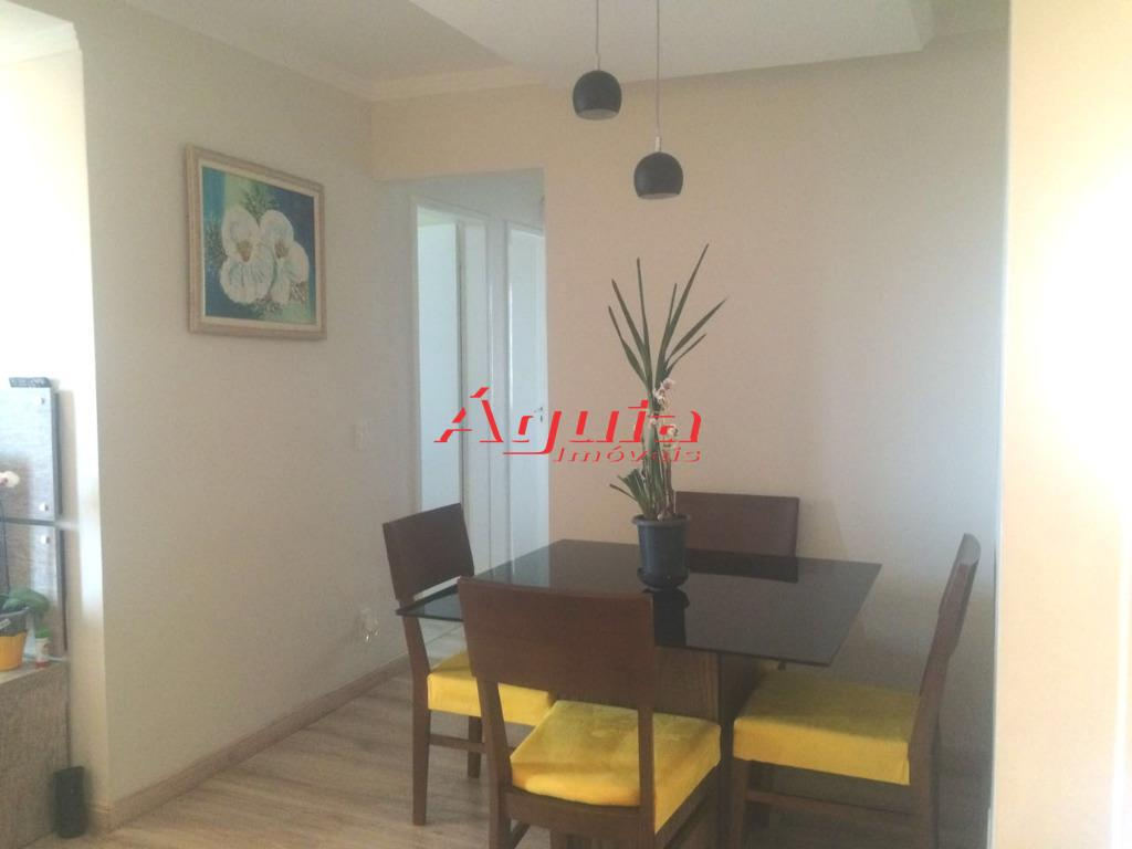 Apartamento de 3 dormitórios à venda em Parque Erasmo Assunção, Santo André - SP