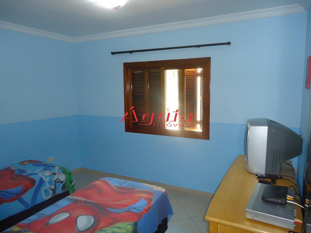 Sobrado de 3 dormitórios à venda em Vila Francisco Matarazzo, Santo André - SP