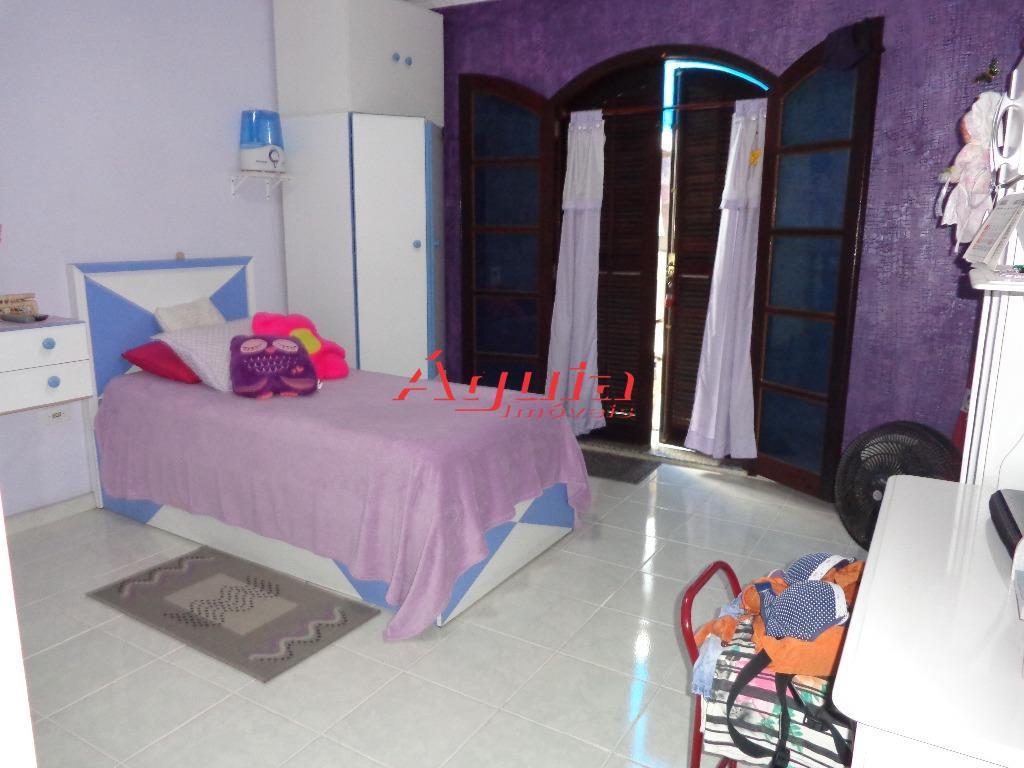 Sobrado de 2 dormitórios em Parque Marajoara, Santo André - SP