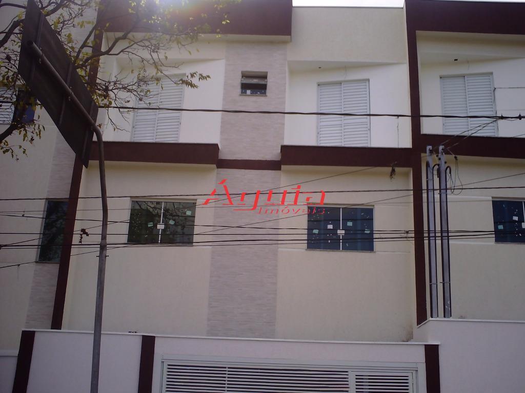 Sobrado Residencial à venda, Vila Francisco Matarazzo, Santo André - SO0424.