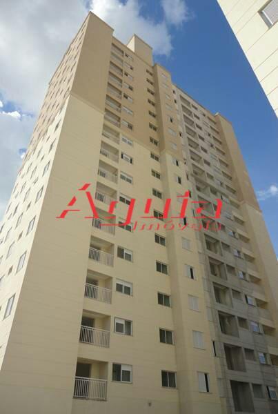 Apartamento de 2 dormitórios à venda em Utinga, Santo André - SP