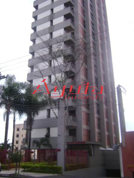 Apartamento residencial à venda, Parque das Nações, Santo André - AP0672.