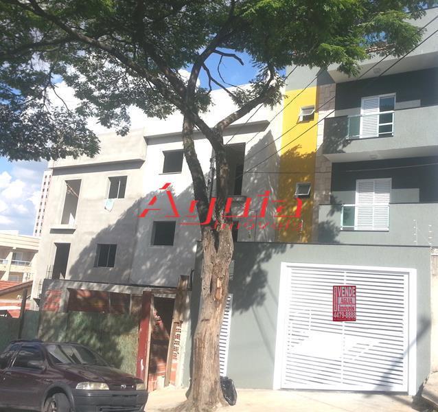 Apartamento residencial à venda, Vila Gilda, Santo André - AP0675.