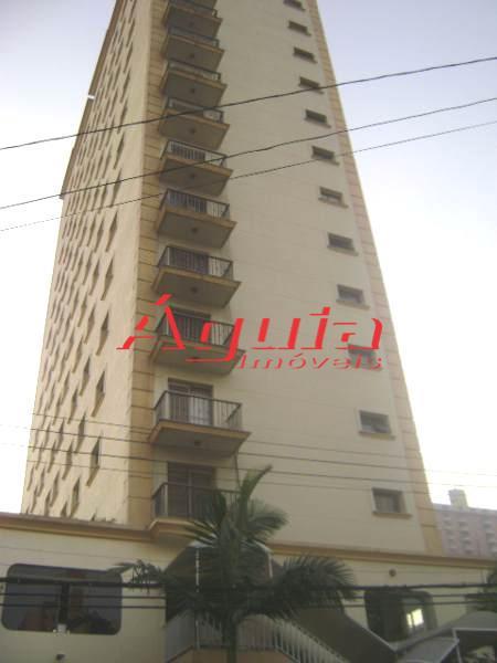 Apartamento residencial à venda, Parque das Nações, Santo André - AP0682.