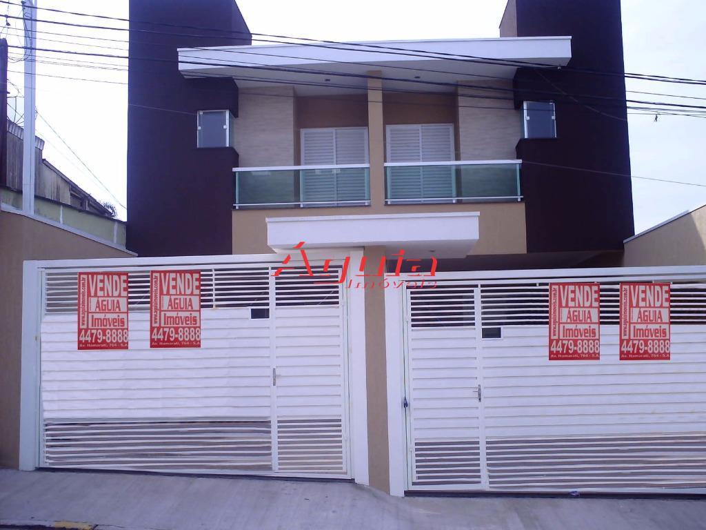 Sobrado  residencial à venda, Vila Lucinda, Santo André.