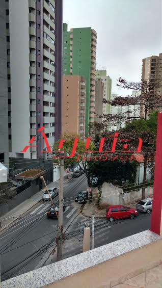 Cobertura de 2 dormitórios à venda em Vila Valparaíso, Santo André - SP