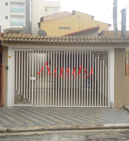 Casa Residencial à venda, Parque Novo Oratório, Santo André - CA0089.