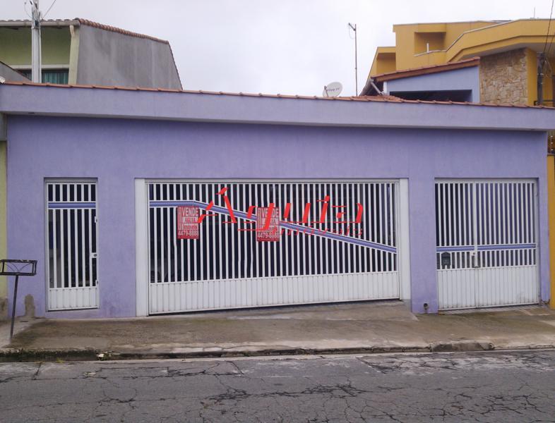 Casa de 4 dormitórios à venda em Parque Jaçatuba, Santo André - SP