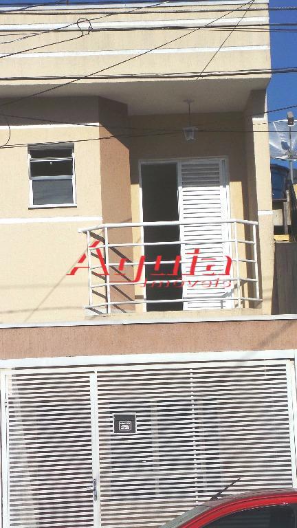 Sobrado  residencial à venda, Jardim Cristiane, Santo André.