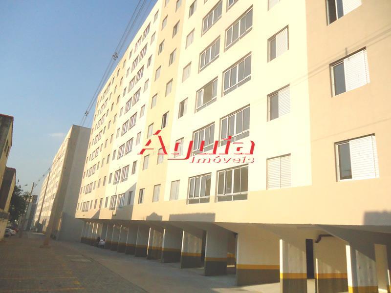 Apartamento Residencial à venda, Jardim Utinga, Santo André - AP0320.