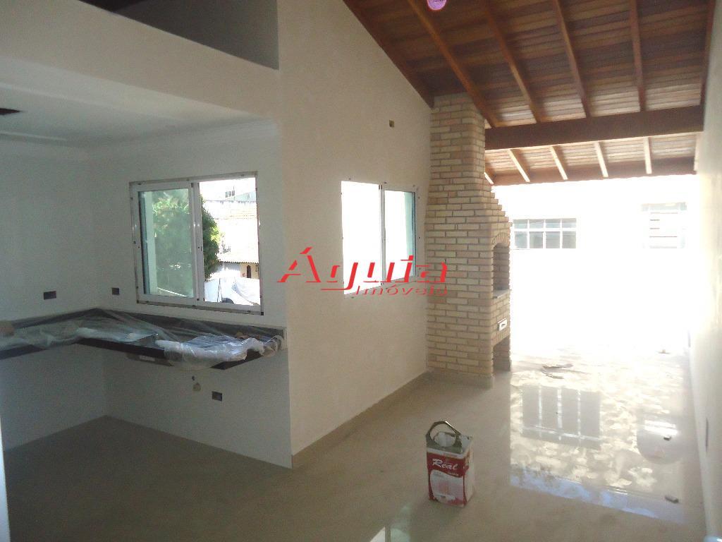 Cobertura Residencial à venda, Vila Curuçá, Santo André - CO0141.