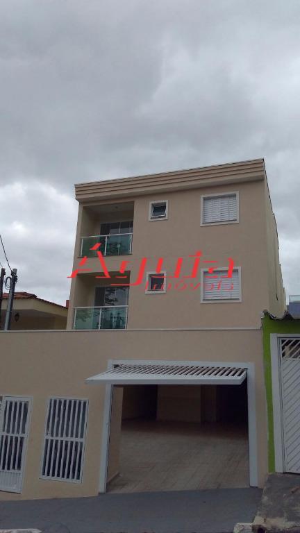 Apartamento residencial à venda, Vila Valparaíso, Santo André - AP0211.