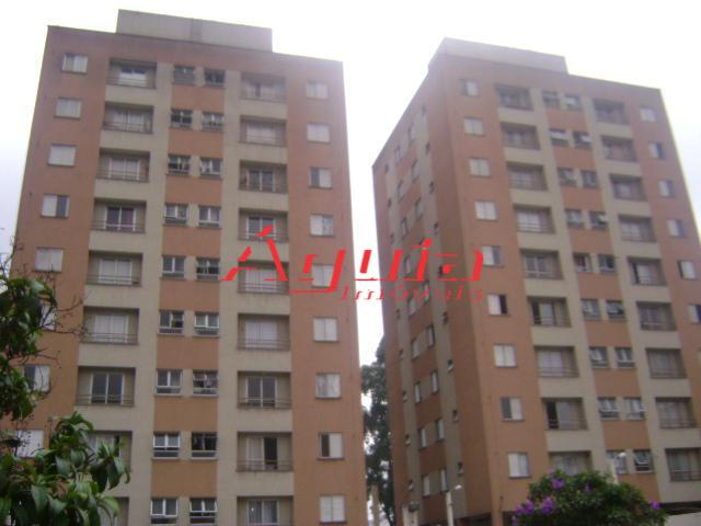 Apartamento Residencial à venda, Vila Francisco Matarazzo, Santo André - AP0439.