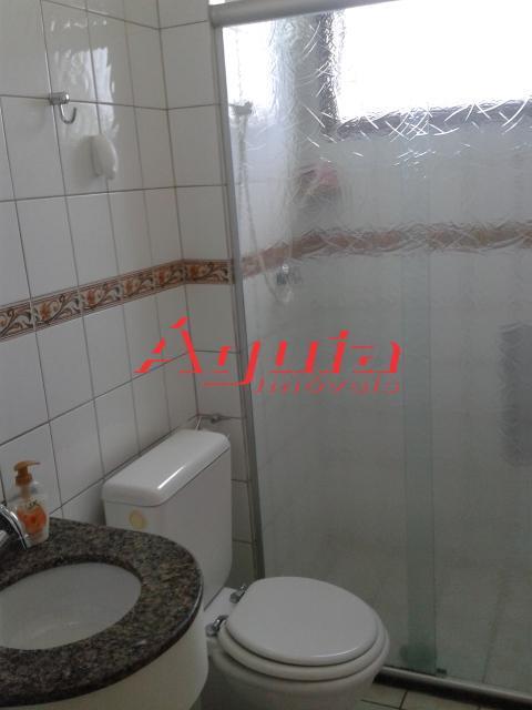 Apartamento de 1 dormitório em Vila Valparaíso, Santo André - SP