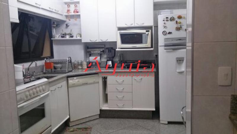 Apartamento de 3 dormitórios à venda em Centro, Santo André - SP