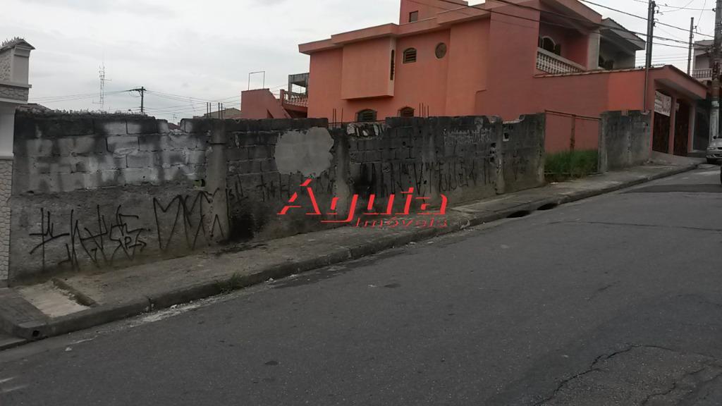 Terreno  residencial à venda, Jardim Teles de Menezes, Santo
