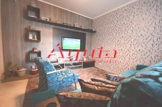 Cobertura de 3 dormitórios à venda em Vila Francisco Matarazzo, Santo André - SP