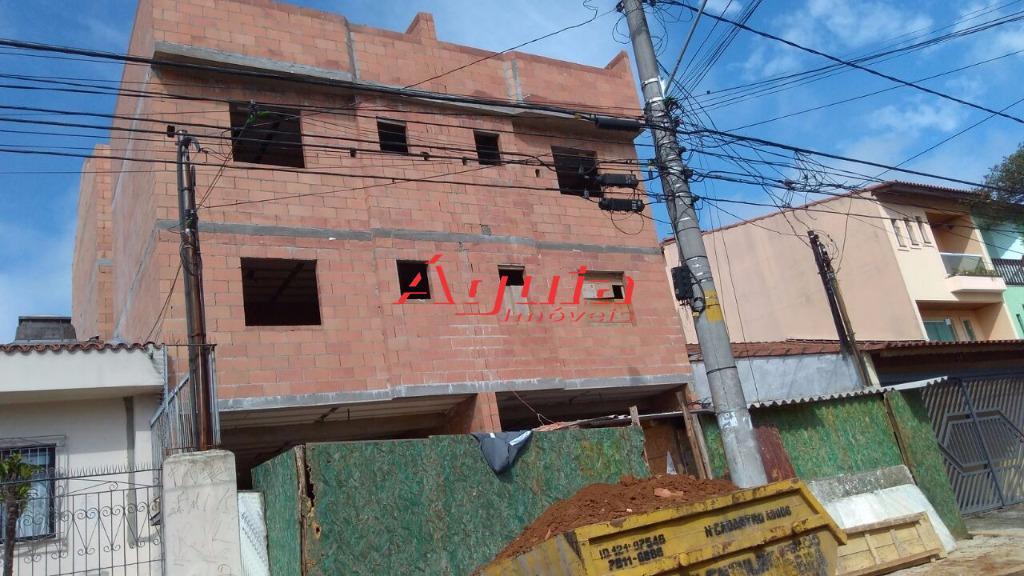 Apartamento residencial à venda, Parque Novo Oratório, Santo André - AP0734.