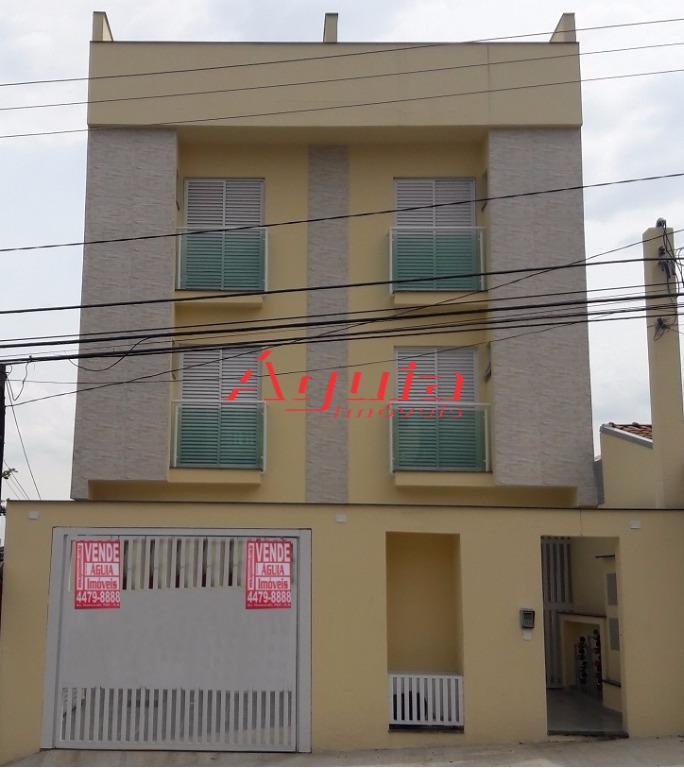 Apartamento Residencial à venda, Vila Metalúrgica, Santo André - AP0210.