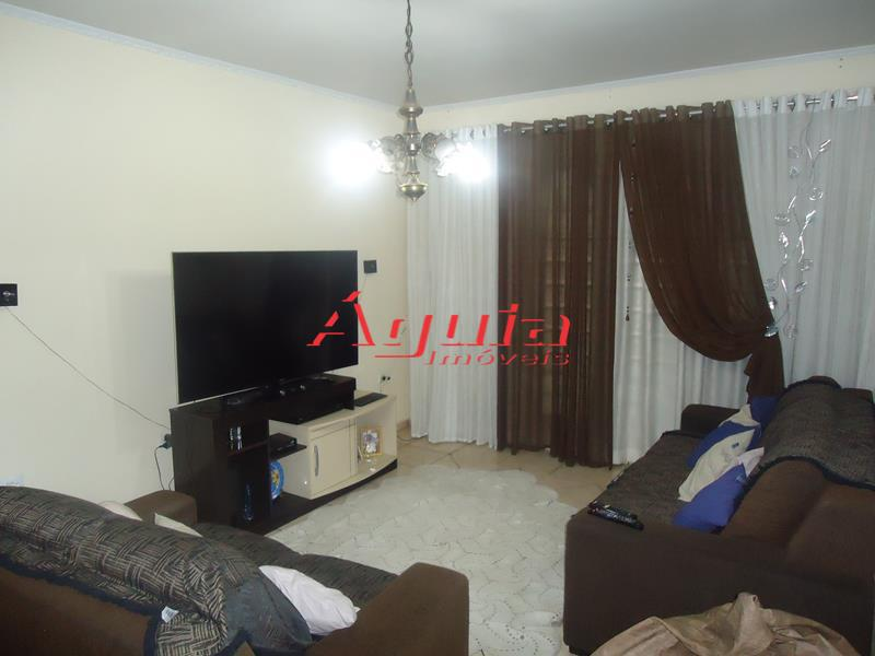 Sobrado Residencial à venda, Jardim Santo Alberto, Santo André - SO0277.