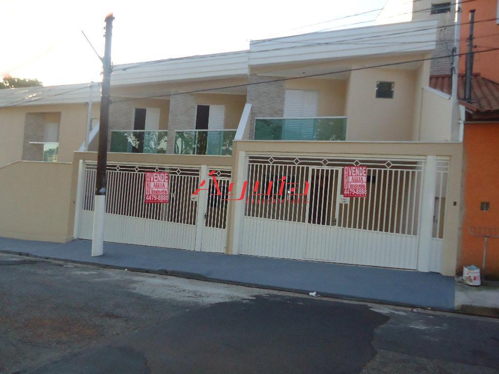 Sobrado residencial à venda, Vila Curuçá, Santo André - SO0484.