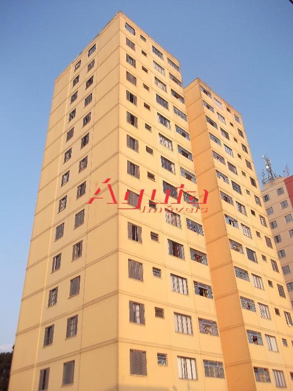 Apartamento residencial à venda, Vila Cardoso Franco, São Paulo.